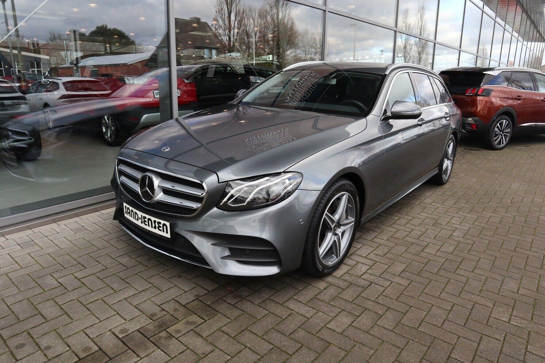 Mercedes E350 d 2,9 AMG Line stc. aut. 5d - 689.900 kr.
