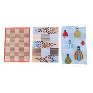 Hand-Woven-Dollhouse-1-12-Miniature-Rugs-Diy-Cartoon-Pattern-Turkish-Carpet-F