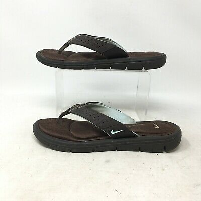 nike slippers comfort footbed