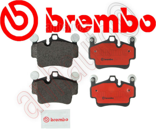 Brembo Rear Disc Brake Pad Set SEMI-METALLIC Porsche 911
