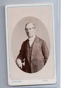 Vintage-CDV-Elder-Victorian-Statesman-Type-Jackson-amp-Co-Southsea-Hants