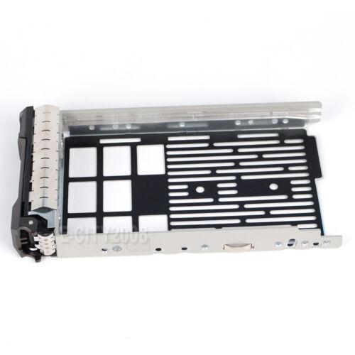 "Lof 8,3.5/"" SAS SATA HDD Hard Drive Tray Caddy For Dell PowerEdge T430 US Seller"