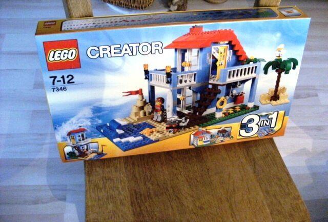 LEGO Creator 7346 Strandhaus 3 in 1 ungeöffnet