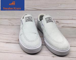 Nike SB Zoom Janoski Slip RM Premium Mens Size 11 Shoes CJ6892 100 White