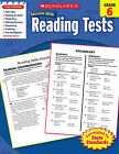 Reading Tests, Grade 6 by Scholastic Teaching Resources (Paperback / softback, 2010)