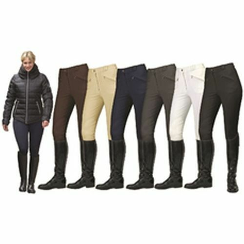 MARK TODD BREECHES GISBORNE LADIES BEIGE - 28  - TOD802444