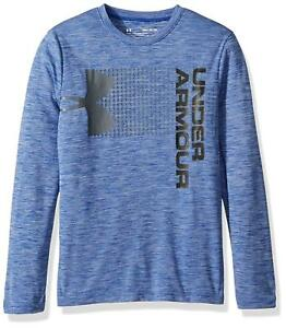 be760775f323 Image is loading Under-Armour-Apparel-Boys-Crossfade-Long-sleeve-Shirts-