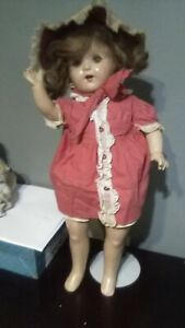 1950-039-s-Shirley-Temple-Doll-16-Inch-Doll
