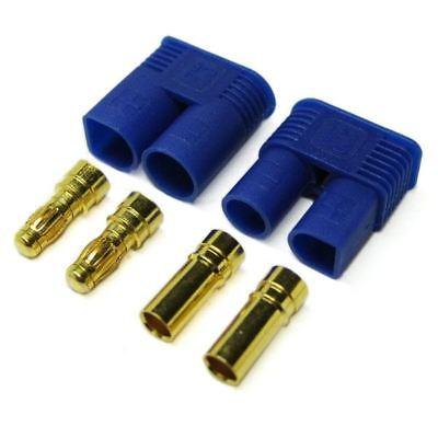 Etronix Deans Plugs ET0791 3 Male//3 Female