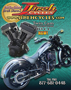 Jireh Cycles 2021 Parts and Accessory Catalog with Price List, Paper Version