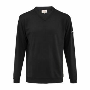 Woodworm-Long-Sleeve-Golf-Sweater-Black