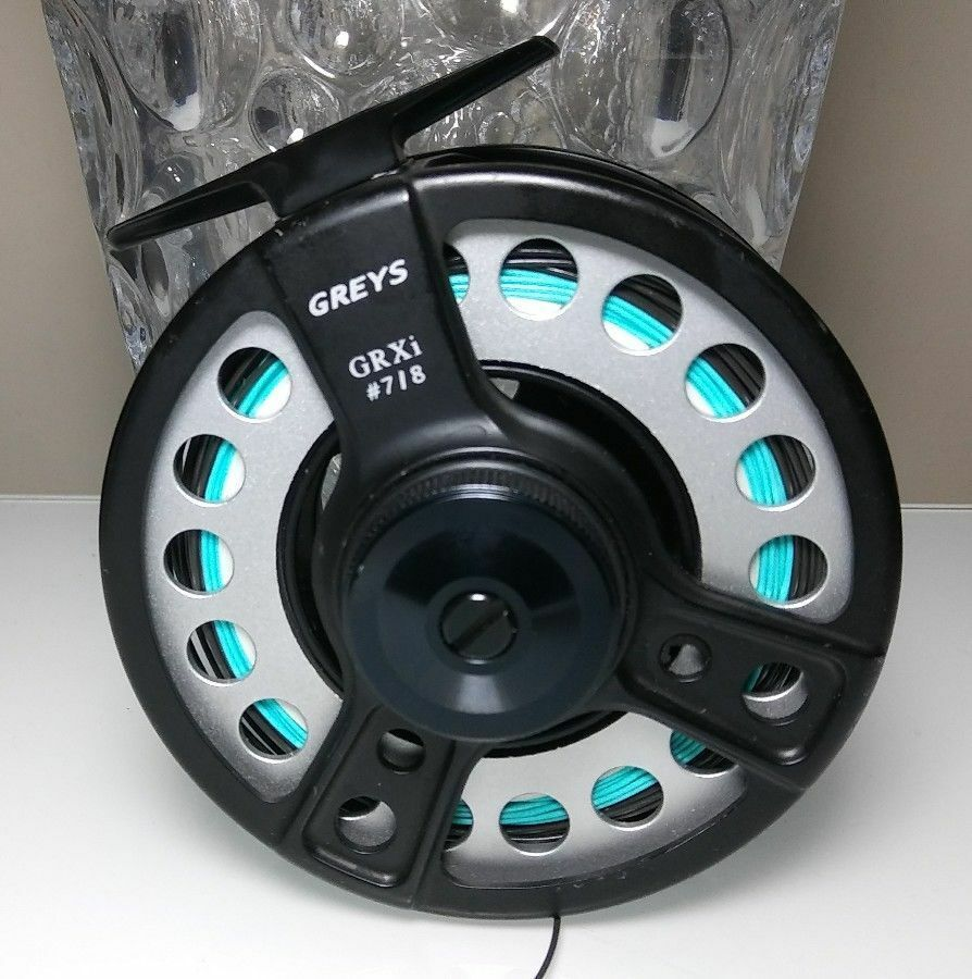 GREYA GRXi Reel Fishing A Must Have Buy It  Now Before Its Gone SHIPS FAST  famous brand