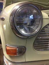 2x Volvo Amazon Scheinwerfer H4 56-70 E Umrüstung P 121 122 1232 131 221 Duett