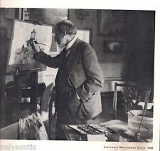 Etkind Mark. Alexandre Benois. 1870-1960 Russian album 1965