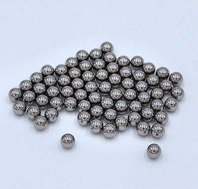 "G100 316 Stainless Steel Bearing Balls Grade 100 10 PCS 12.7mm // 0.5/"" 1//2/"""