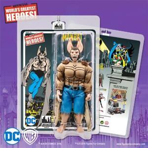 DC-Comics-Batman-Retro-MAN-BAT-8-Inch-Action-Figure-Series-6-NEW