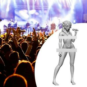 1-35-Modern-Singer-Unpainted-Model-Kits-Model-Sexy-DIY-Figure-Resin-S1U5-St-H3M3