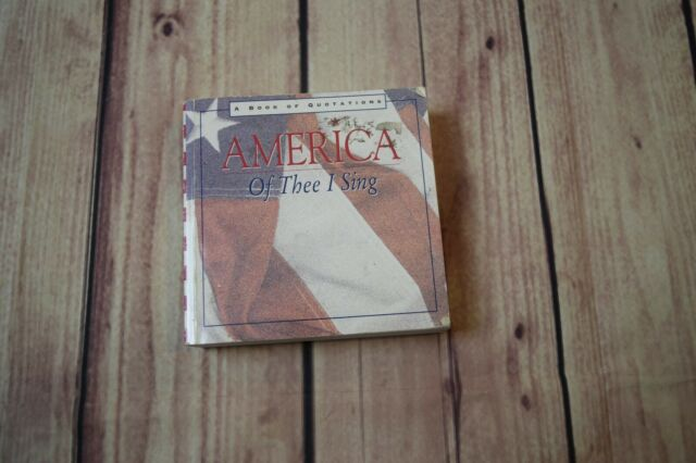 America : Of Thee I Sing by Ariel Books Staff (1999, Paperback)