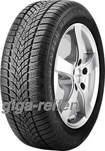 2x-Winterreifen-Dunlop-SP-Winter-Sport-4D-ROF-225-55-R17-97H-BSW-Run-Flat-MO-M-S