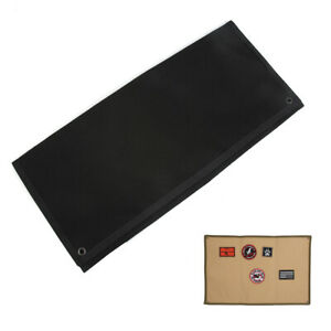Tactical-Military-Patch-Badges-Holder-Board-Wall-Hanging-Patch-Panel-Folding-Pad