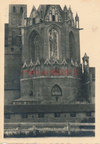 Foto, Blick auf die Marienburg in Polen, 1941 (N)1870