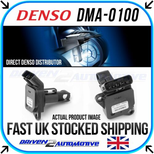 ZZE111 /_ /_ E11 /_ 1.4 Denso Masse Air Flow Meter pour TOYOTA COROLLA Compact