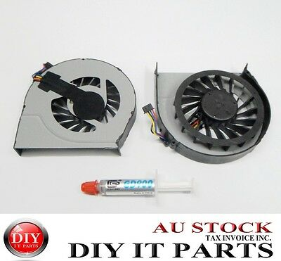 Original HP g6-2363nr g6-2321dx g6-2398nr Laptop CPU Fan 683193-001 680551-001