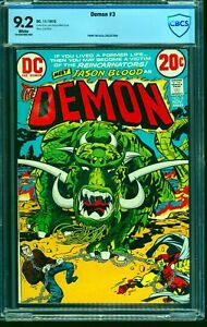 Demon-3-CBCS-NM-9-2-White-Pages