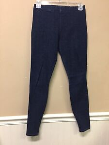 e39062ff30fd30 Joes The Legging Size XS Denim Ankle Zip Jegging Jeans Dark Wash ...