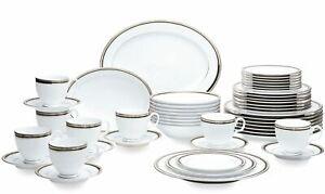 Noritake-Austin-Platinum-50-Piece-Dinnerware-Set-Service-for-8-GallyHo