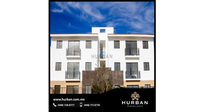 HURBAN VENDE departamento nuevo en coto al norte de la ciudad