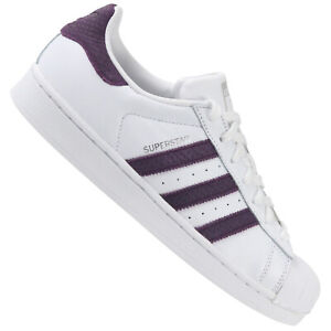 Détails Chaussures Prune sur Superstar Blanc Red Originals Night Adidas Baskets B41510 Mauve w0XO8nPk