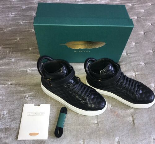 365 £ Kids 32 Rrp Buscemi New scatola Con Uk 13 Size Bran Tops High qwRzU8