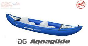 AQUAGLIDE TETON Recreational 2 Person Kayak Lake Stream Pool Creek 58-5216100