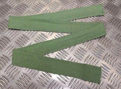 NEW Genuine Military Issue  Dress Wool Necktie Mid Blue SD Worsted Uniform Tie
