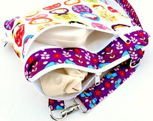 Waterproof-Reusable-Zipper-Baby-Cloth-Diaper-Nappy-Wet-Dry-Bag-Swimwear-Tote