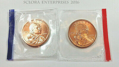 2000 P Sacagawea Dollar UNCIRCULATED STILL IN MINT CELLO--FREE SHIPPING!!