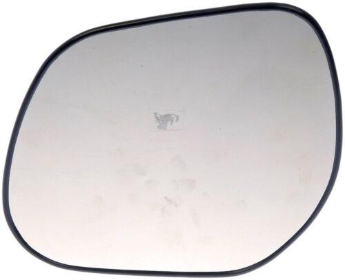 Door Mirror Glass Left Dorman 56770 fits 07-13 Mitsubishi Outlander