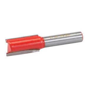 8mm Shank Straight Metric Cutter Router Bits Woodwork 20mm Long x 15mm Diameter