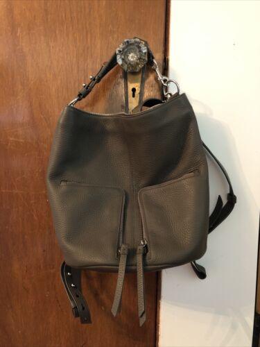 all saints leather Backpack Handbag