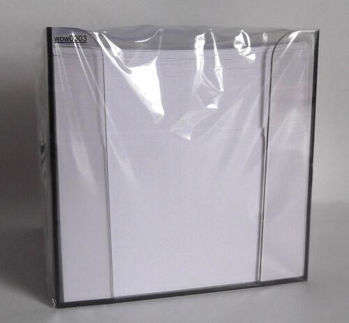 700 Blatt oder Nachfüllzettel 700 Blatt Folia Zettelbox inkl