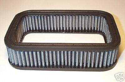 """Weber Carburetor air filter replacement reusable 1 3//4/"""""""
