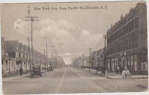 NEW-YORK-AVE-JAMAICA-TROLLEY-TRACKS-FROM-PACIFIC-ST-QUEENS-COUNTY-LONG-ISL-NYC