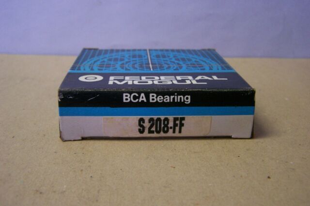 BCA Bearings 208FF Ball Bearing