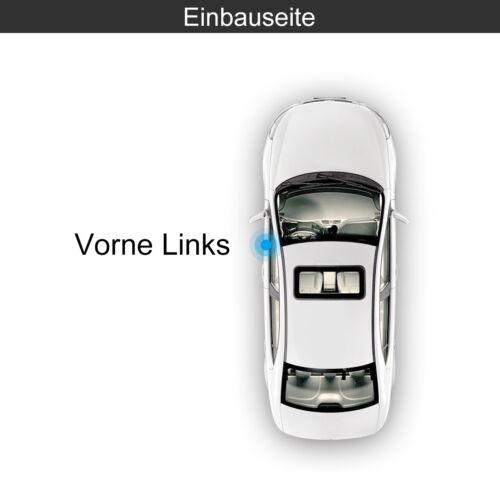 Fensterheber elektrisch ohne Motor vorne links 2-Türer für Peugeot 307 CC 03-14