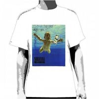 Official Nirvana - Nevermind T-shirt Licensed Band Merch All Sizes