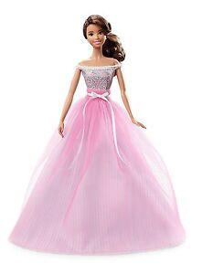 Image Is Loading Happy Birthday Wishes Barbie Teresa Hispanic Doll 2017
