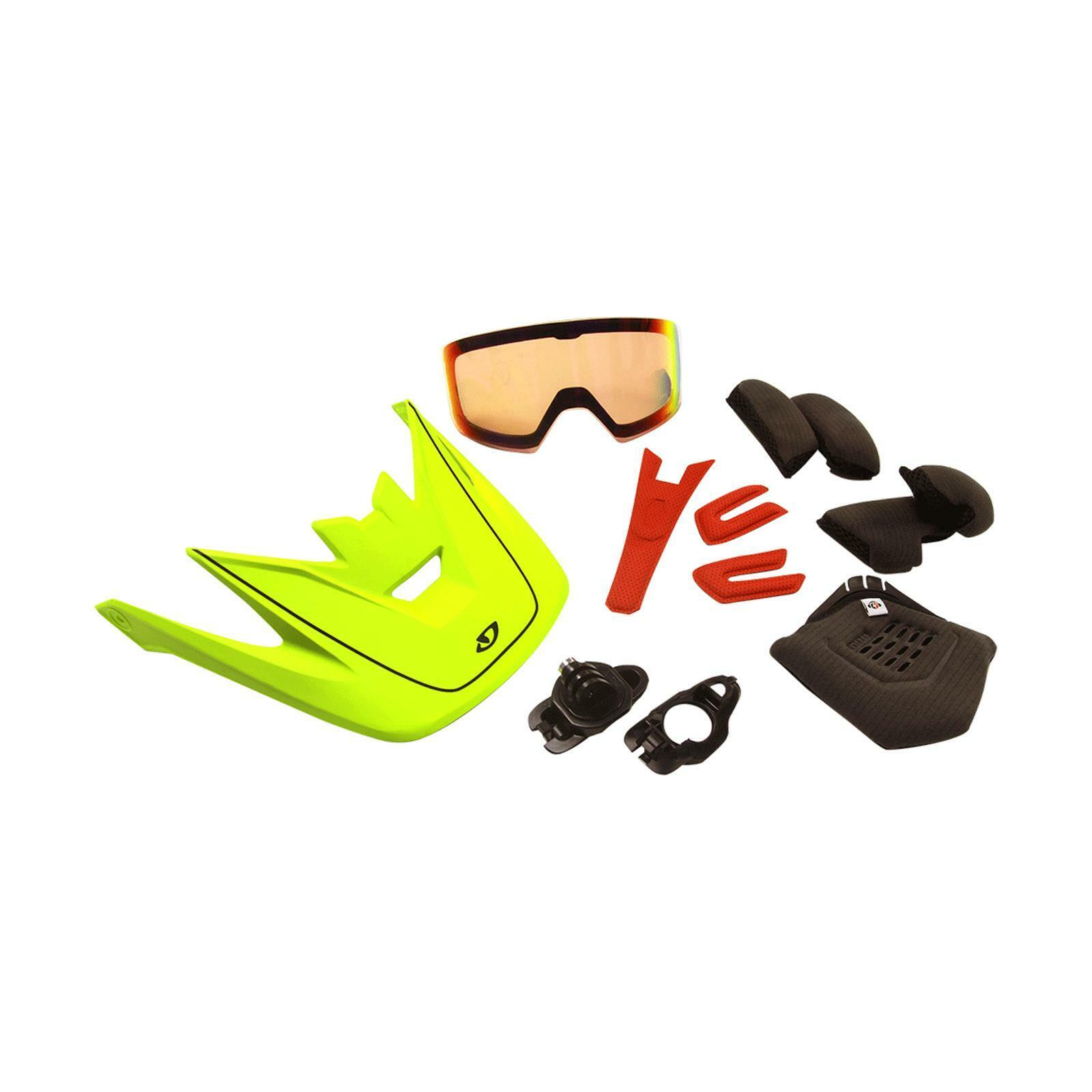 Giro Atmos Replacement Coolmax Helmet Pads