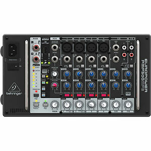 New-Behringer-Europower-PMP500MP3-500W-8-Ch-Powered-Mixer-Make-Offer-MP3-Player