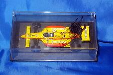 Indy 500 1998 TONY STEWART HAND SIGNED Menards 1/43 ETRL Diecast In Case